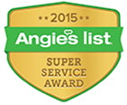 2015 Angie's List Award Winner